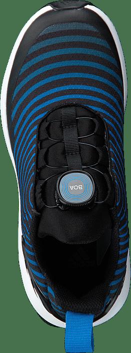 adidas Sport Performance - Rapidarun Uncaged Boa K Cblack/ftwwht/brblue