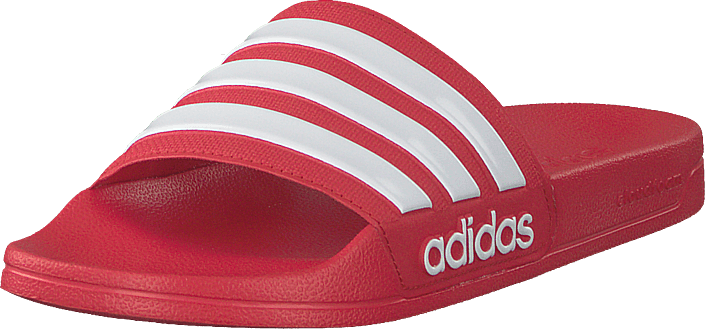 huge selection of f11ed 0b7f5 adidas Sport Performance - Adilette Shower Scarle ftwwht scarle