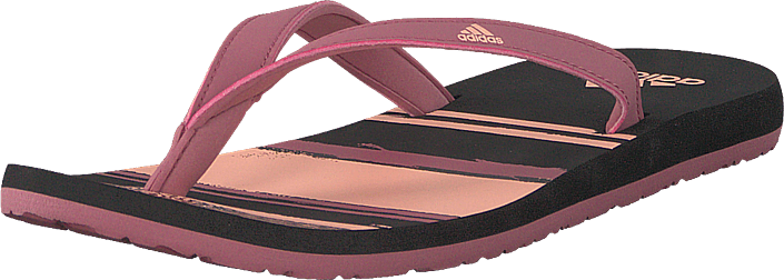 low priced 059c9 c606b adidas Sport Performance - Eezay Flip Flop Tramar cleora cblack