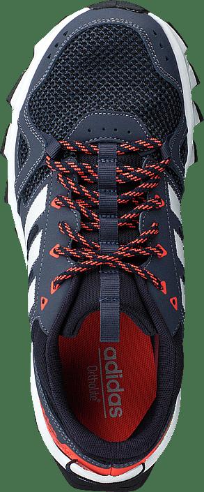 Kjøp Adidas Sport Performance Rockadia Trail Legink/ftwwht/trablu Sko Online