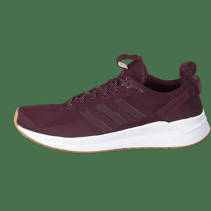 Sport Sko Lilla Sneakers gum4 Questar Kjøp Adidas Performance Online Og Sportsko maroon Ride Maroon zqx85F
