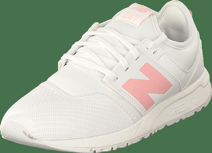New Balance - Wrl247en White/pink