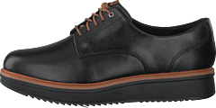 Teadale Rhea Black Leather