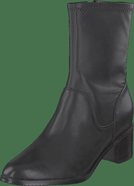 Clarks - Poise Leah Black Leather