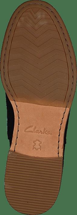 Clarks - Clarkdale Arlo Black Sde
