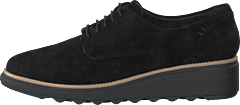 Sharon Noel Black Nubuck