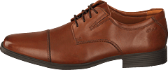 Tilden Cap Dark Tan Lea
