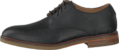 Clarkdale Moon Black Leather