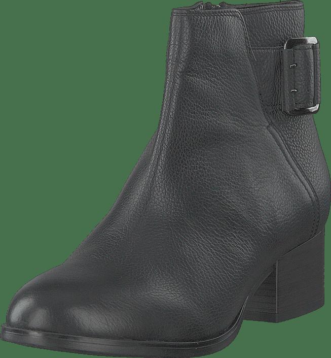 Leather Online Støvler Køb Clarks Støvletter Sko Grå Dream Elvina Og Black 60111 61 w8Iq8Z0