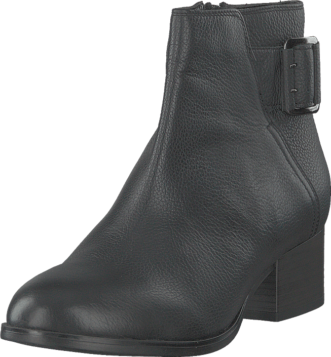 Clarks - Elvina Dream Black Leather