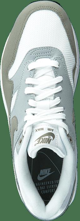 promo code 7947b d4401 Nike - Women s Air Max 1 Shoe White light Pumice black
