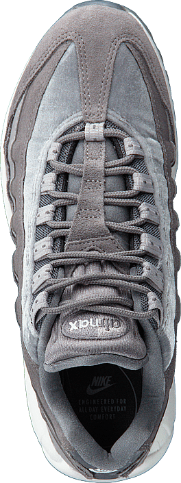 newest 1cc53 428f6 Nike - Women s Air Max 95 Lx Shoe Gunsmoke atmosphere Grey wht