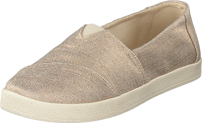 Toms - Avalon Rose Gold Metallic