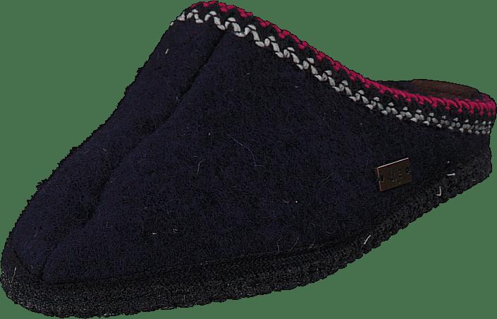 Ulle Original Cross Stitch Navy blåa Skor Online
