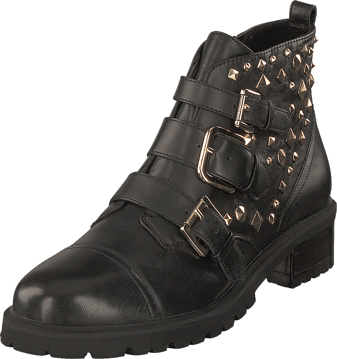 Steve Madden - Sparkie Black Leather