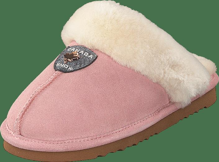 Canada Snow - Edmonton Pink