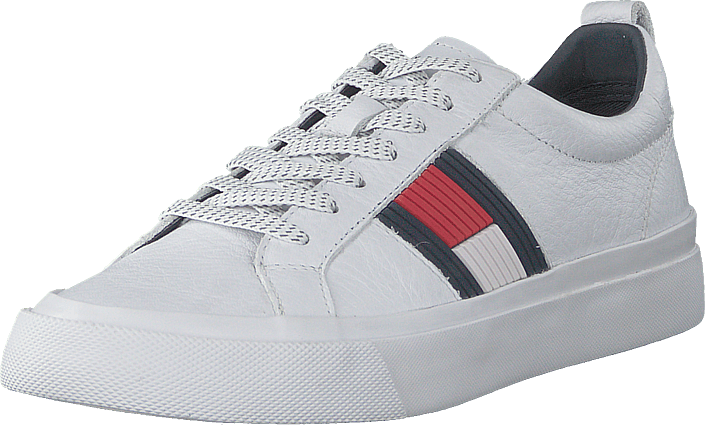 25d6f837d Buy Tommy Hilfiger Leon 5 White white Shoes Online