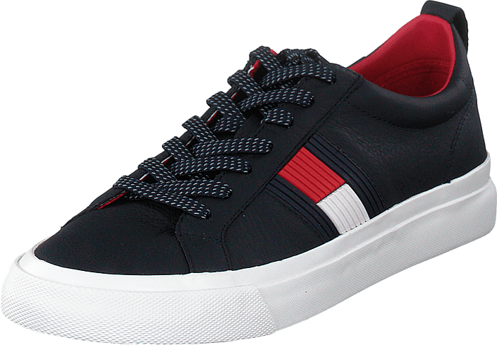 ecb1a792b Buy Tommy Hilfiger Leon 5 Midnight black Shoes Online