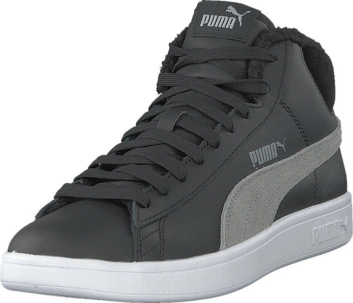 Puma - Puma Smash V2 Mid Wtr L Puma Black-quarry