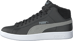 Puma Smash V2 Mid Wtr L Puma Black-quarry