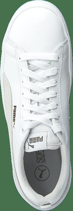 Puma - Puma Smash Platform L White