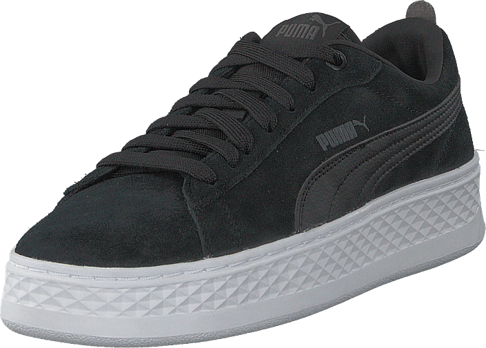 Puma - Puma Smash Platform Sd Puma Black-puma Black
