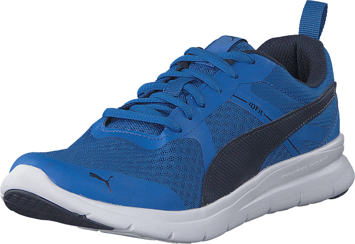 Puma - Puma Flex Essential Jr Strong Blue-peacoat