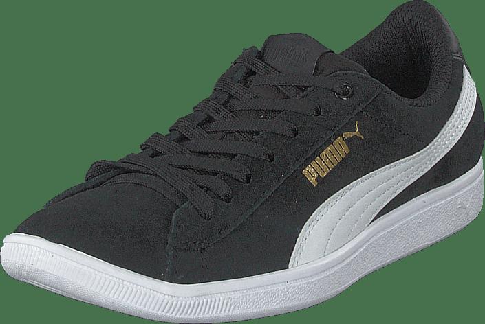 b0af45fb4a2 Koop Puma Puma Vikky Puma Black-puma White zwarte Schoenen Online ...