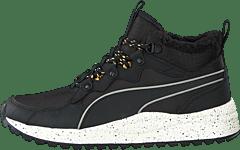 Svart Puma Sneakers & Sportsko Dame Nordens største utvalg