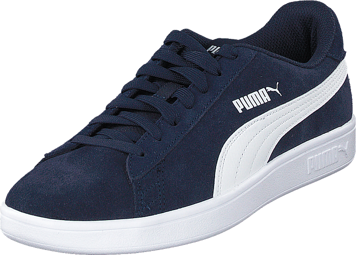 comprare popolare 064cc f49b7 Buy Puma Puma Smash V2 Peacoat-puma White Shoes Online | FOOTWAY.co.uk