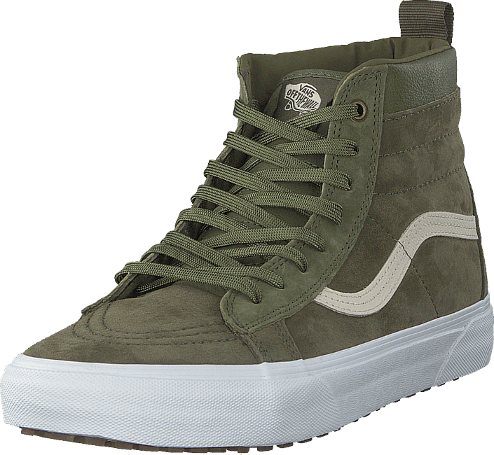 Ua Sk8-hi Mte Winter Moss/true White