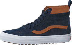 Vans - Ua Sk8-hi Mte (mte) Suede dress Blues 5950e100bd