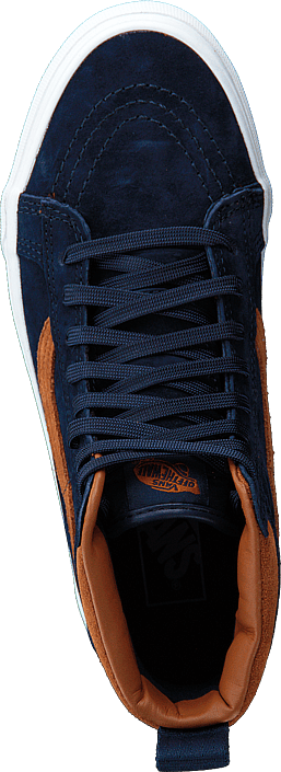 Vans - Ua Sk8-hi Mte (mte) Suede/dress Blues