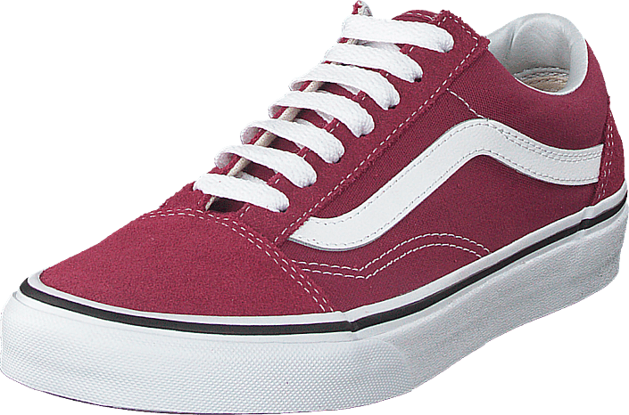 Vans - Ua Old Skool Dry Rose/true White
