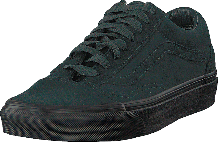 Vans - Ua Old Skool Darkest Spruce/black/black