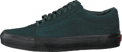 Ua Old Skool Darkest Spruce/black/black