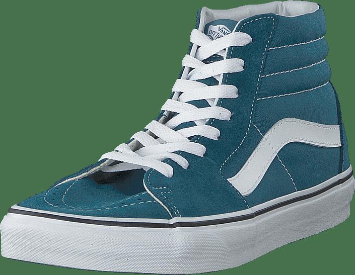 Chaussures Hi Corsairtrue White Turquoise Ua Acheter Vans Sk8 q7wz0