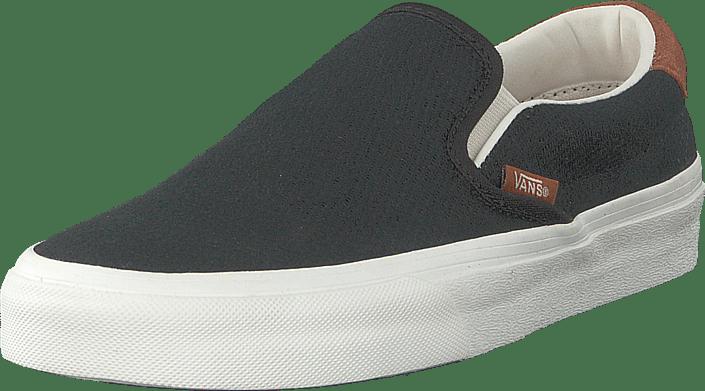 Køb Vans Ua Slip-on 59 (flannel) Black