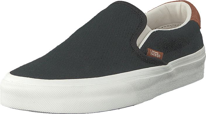 Vans - Ua Slip-on 59 (flannel) Black
