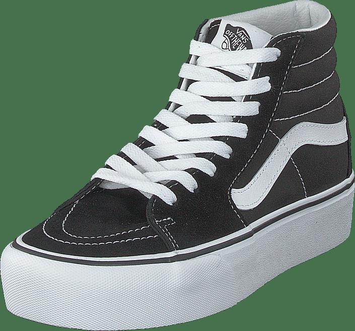 White Platform Vans Acheter 0 2 Chaussures Blacktrue Ua Sk8 Hi D2IYb9HeWE