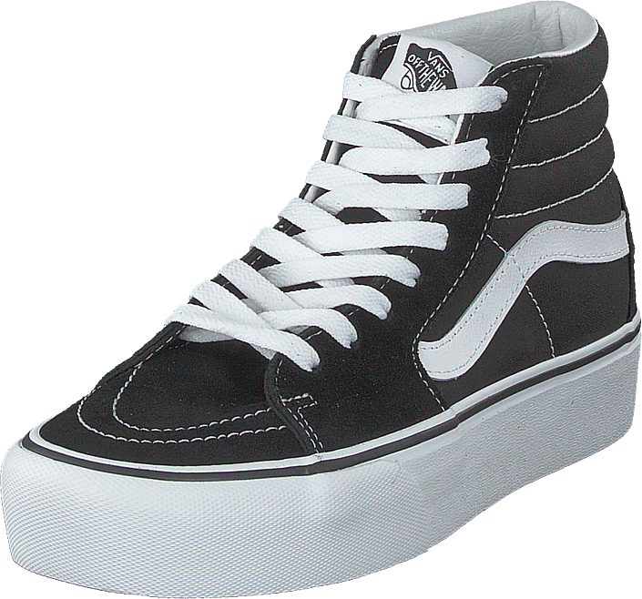 Vans - Ua Sk8-hi Platform 2.0 Black/true White