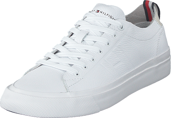 a459cdbcf Buy Tommy Hilfiger Leon 1a1 White white Shoes Online