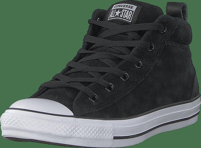 zwarte converse chuck taylor