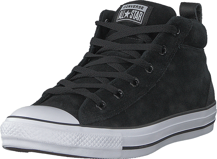 Converse - Chuck Taylor All Star Street Black