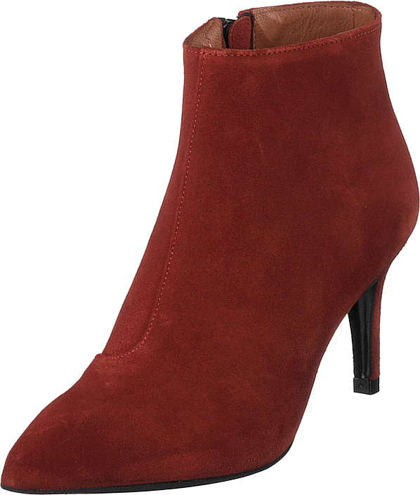 Twist & Tango - Lyon Boots Rusty Red