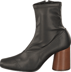 New York Boots Black