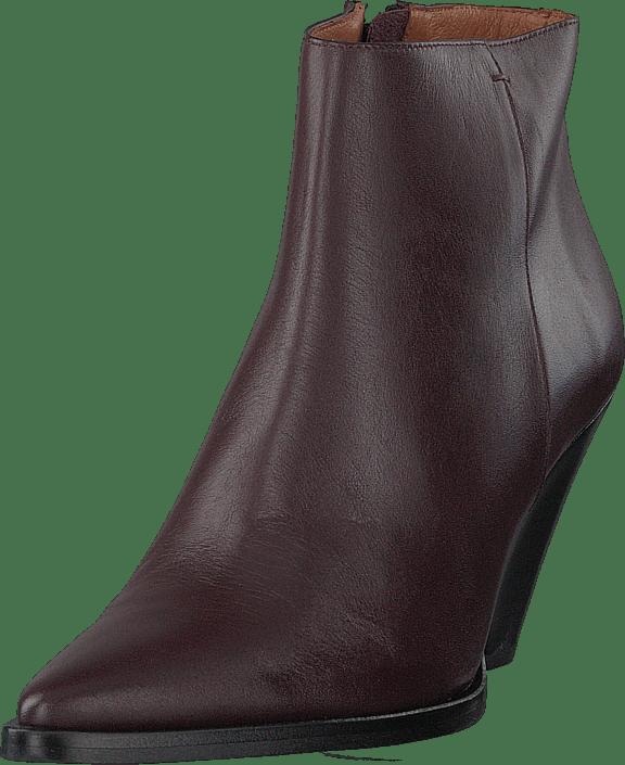 Twist & Tango - Dallas Boots Dark Wine