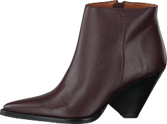 Dallas Boots Dark Wine