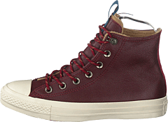 Converse - Chuck Taylor All Star Hi Burgundy a24a3dd533