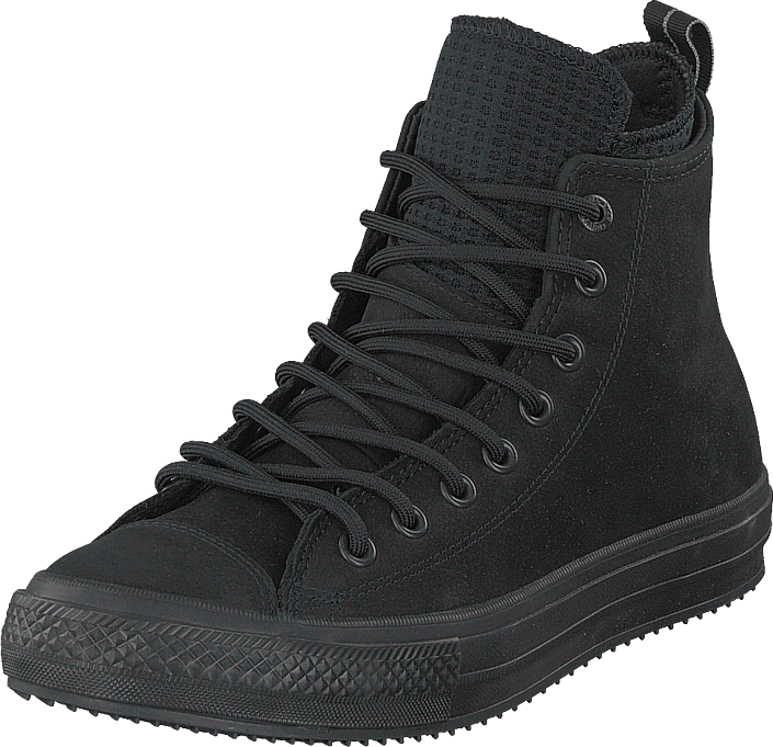 Converse - Chuck Taylor All Star Hi Wp Bo Black